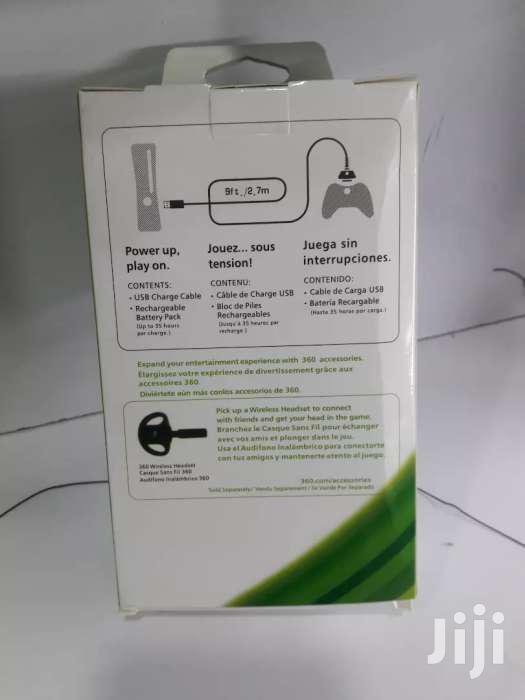 Xbox 360 Battery | Accessories & Supplies for Electronics for sale in Nairobi Central, Nairobi, Kenya