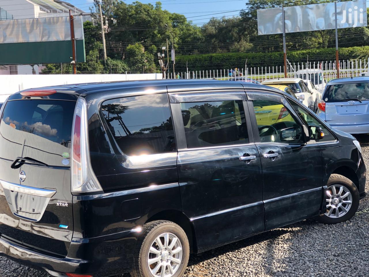 Nissan Serena 2012 Black | Buses & Microbuses for sale in Nairobi South, Nairobi, Kenya
