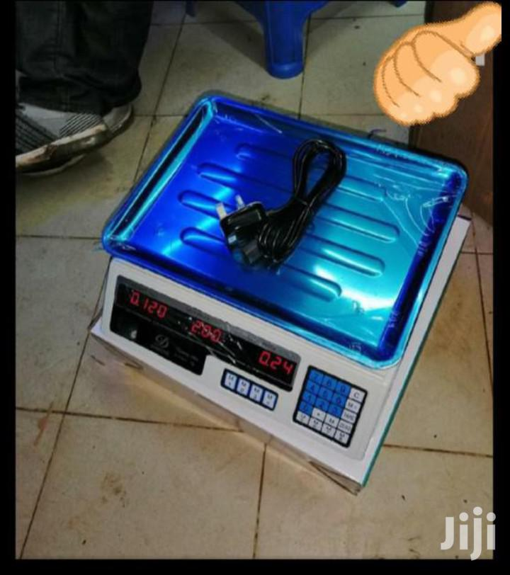 30kg Weighing Scale