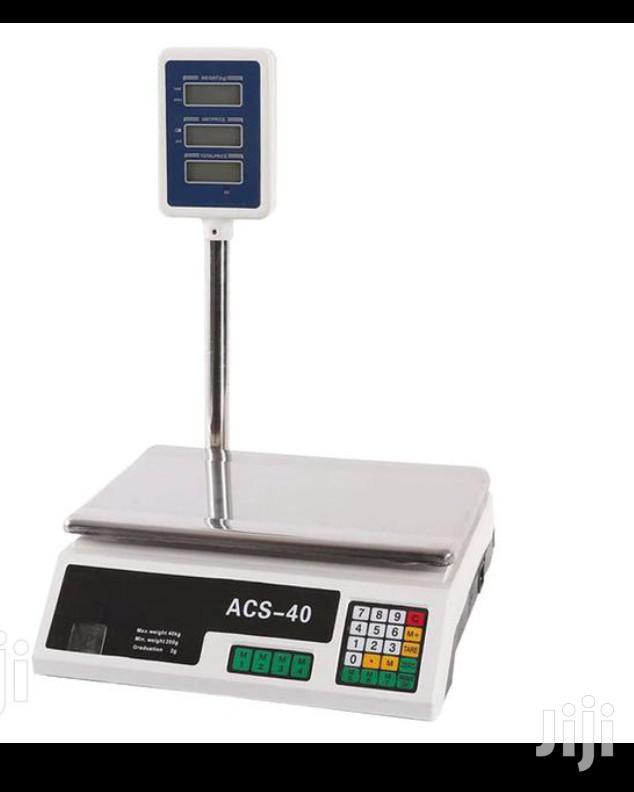 30kg Acs Scale