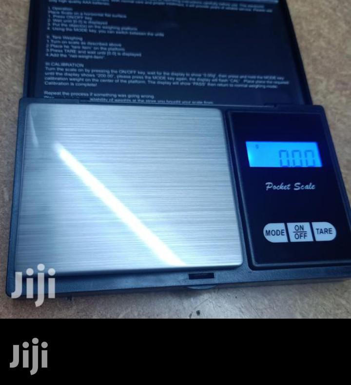 Digital Pocket Gram Scale