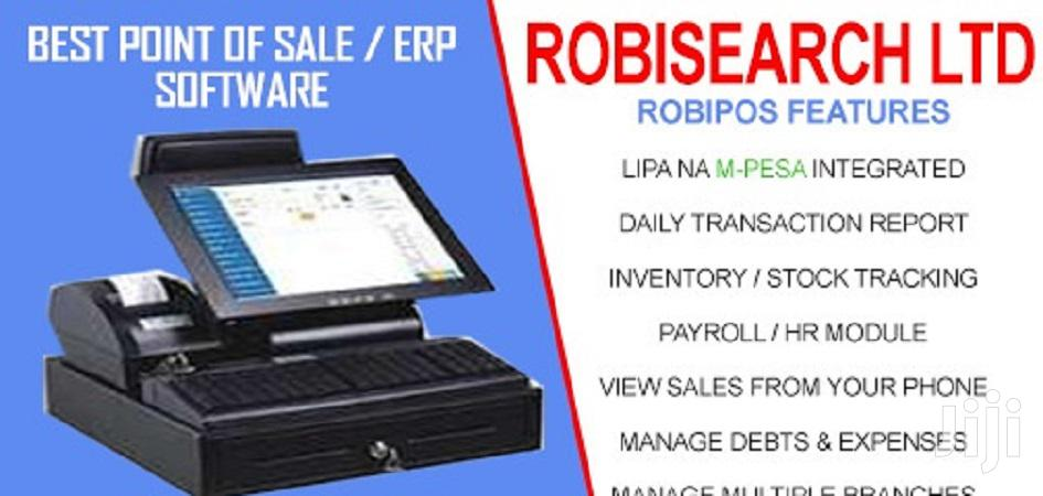 Archive: POS Point of Sale Inventory Management System Kenya