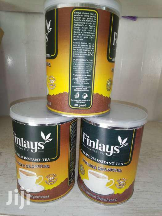 Archive: Finlays Premium Instant Tea