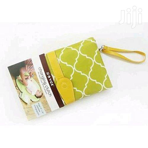 Baby Diaper Changing Clutch Bag