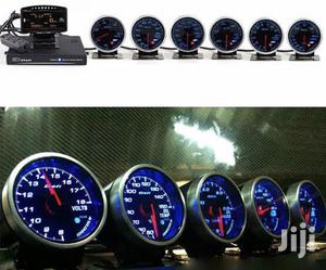 Gauge (Boost, Rpm, Tacho , Water Temp, Boost, Oil Press) | Vehicle Parts & Accessories for sale in Nairobi, Nairobi Central