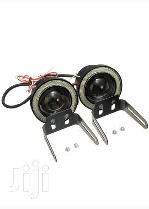 Fog Lights Angel Eyes LED | Vehicle Parts & Accessories for sale in Nairobi, Nairobi Central