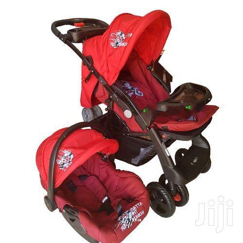 Superior 3 In 1 Baby Stroller Set