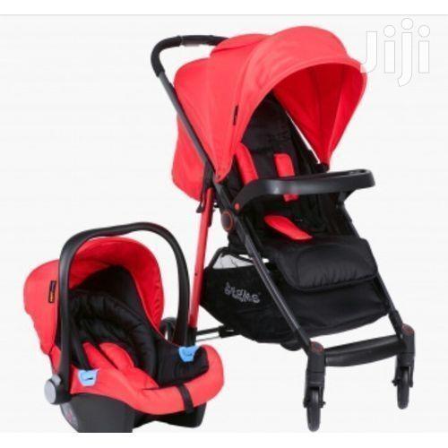 3 In 1 Baby Stroller Set