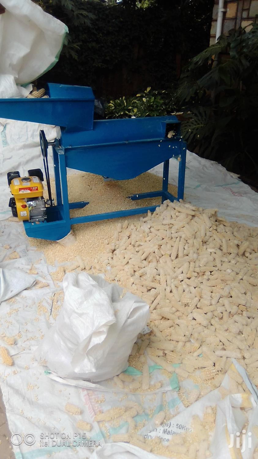 Archive: Maize Sheller
