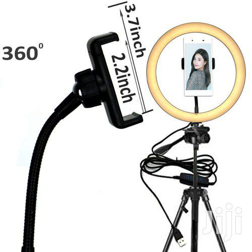 Tripod With Ring Light | Accessories & Supplies for Electronics for sale in Nairobi Central, Nairobi, Kenya