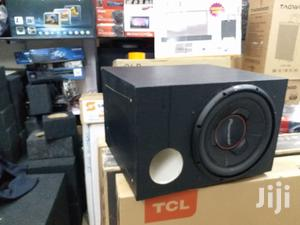 Pioneer TS-W306R 1300watts Deep Bass Woofer in a Cabinet | Vehicle Parts & Accessories for sale in Nairobi, Nairobi Central