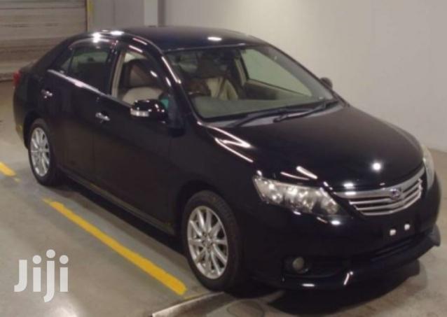 Toyota Allion 2012 Black