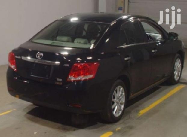 Toyota Allion 2012 Black   Cars for sale in Parklands/Highridge, Nairobi, Kenya
