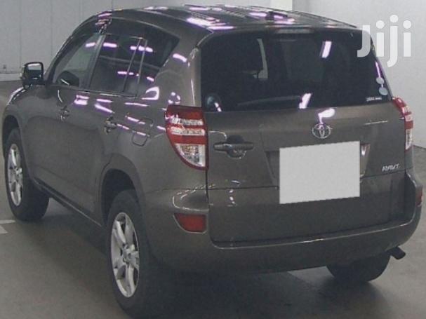Archive: Toyota RAV4 2012 Brown