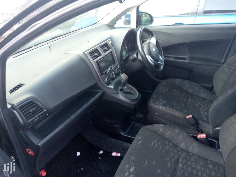 Subaru Trezia 2013 Black