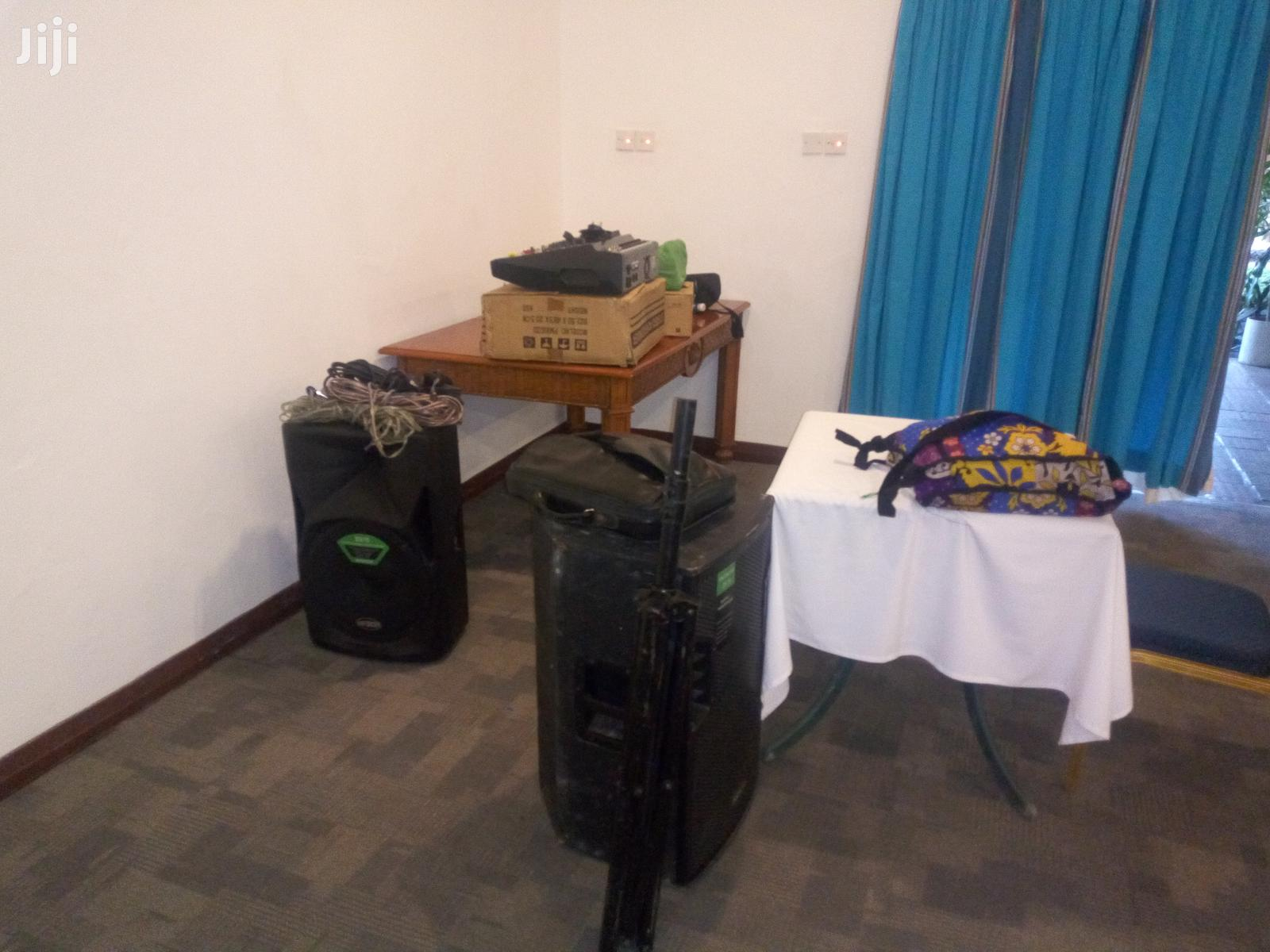 Pa Sound System And Projectors For Hire | DJ & Entertainment Services for sale in Tononoka, Mombasa, Kenya