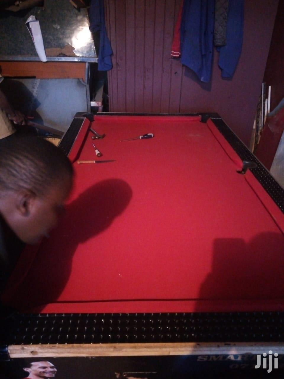 Smart Pool Table Limite