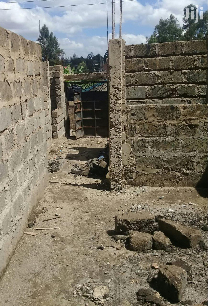 30 By 60 Plot Flat Incomplete Bedsitters In Kahawa West | Houses & Apartments For Sale for sale in Nairobi Central, Nairobi, Kenya