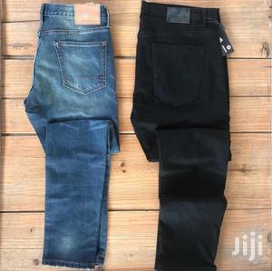 Plain Slimfit Jeans