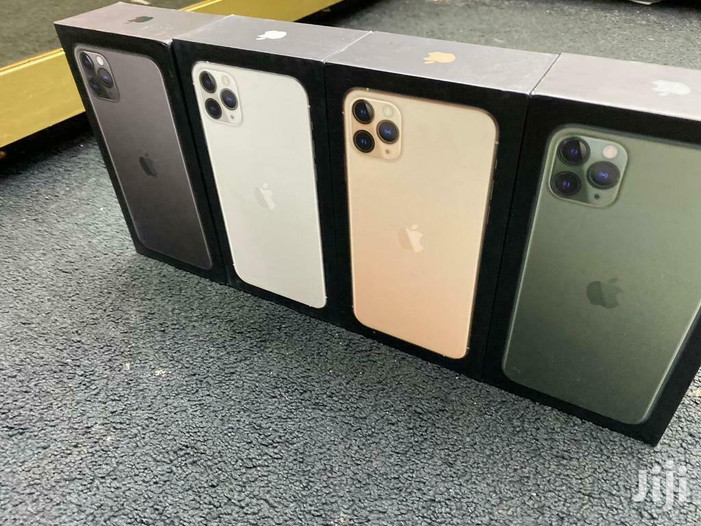 New Apple iPhone 11 Pro Max 256 GB