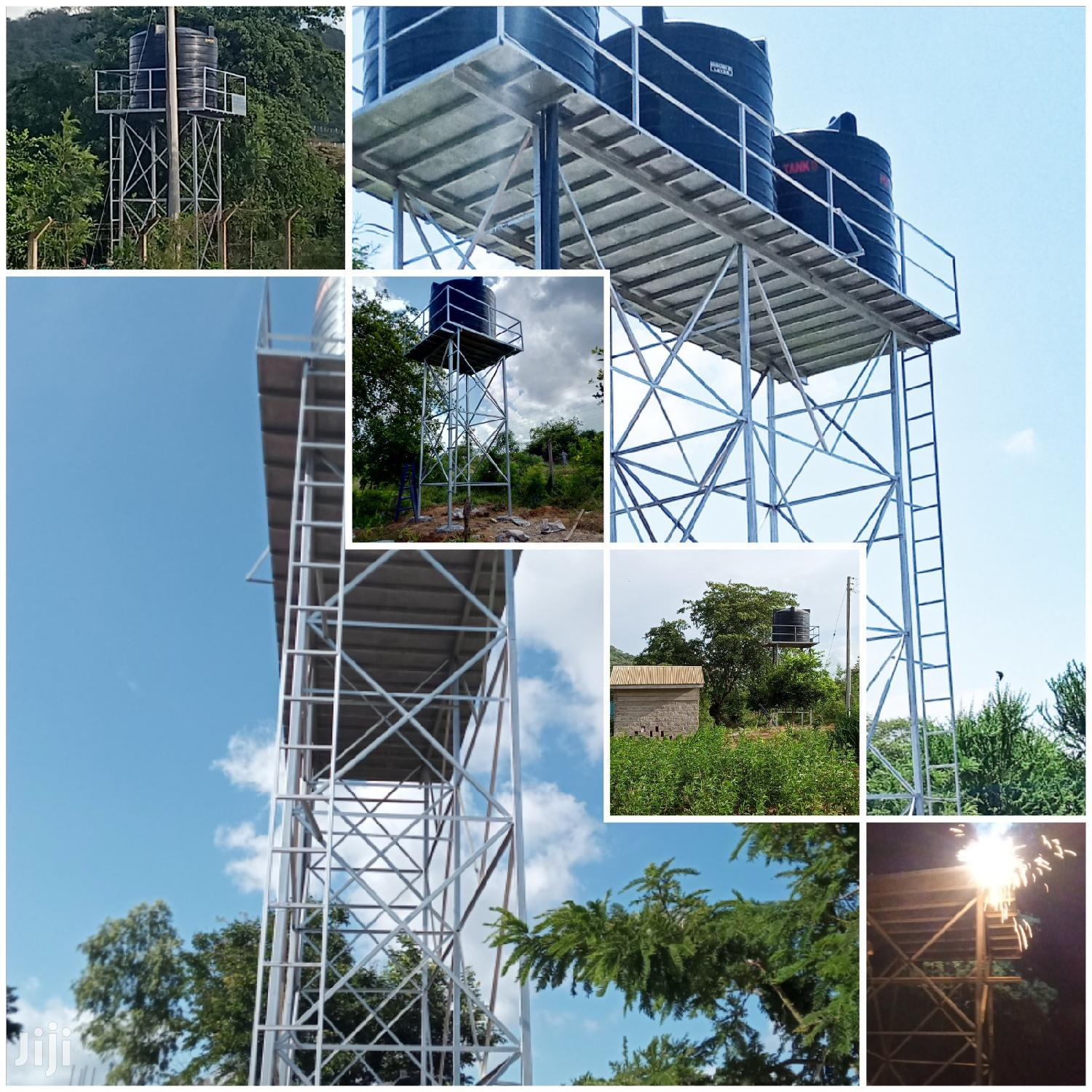 Elevated Tank Towers   Other Repair & Construction Items for sale in South West Kisumu, Kisumu, Kenya