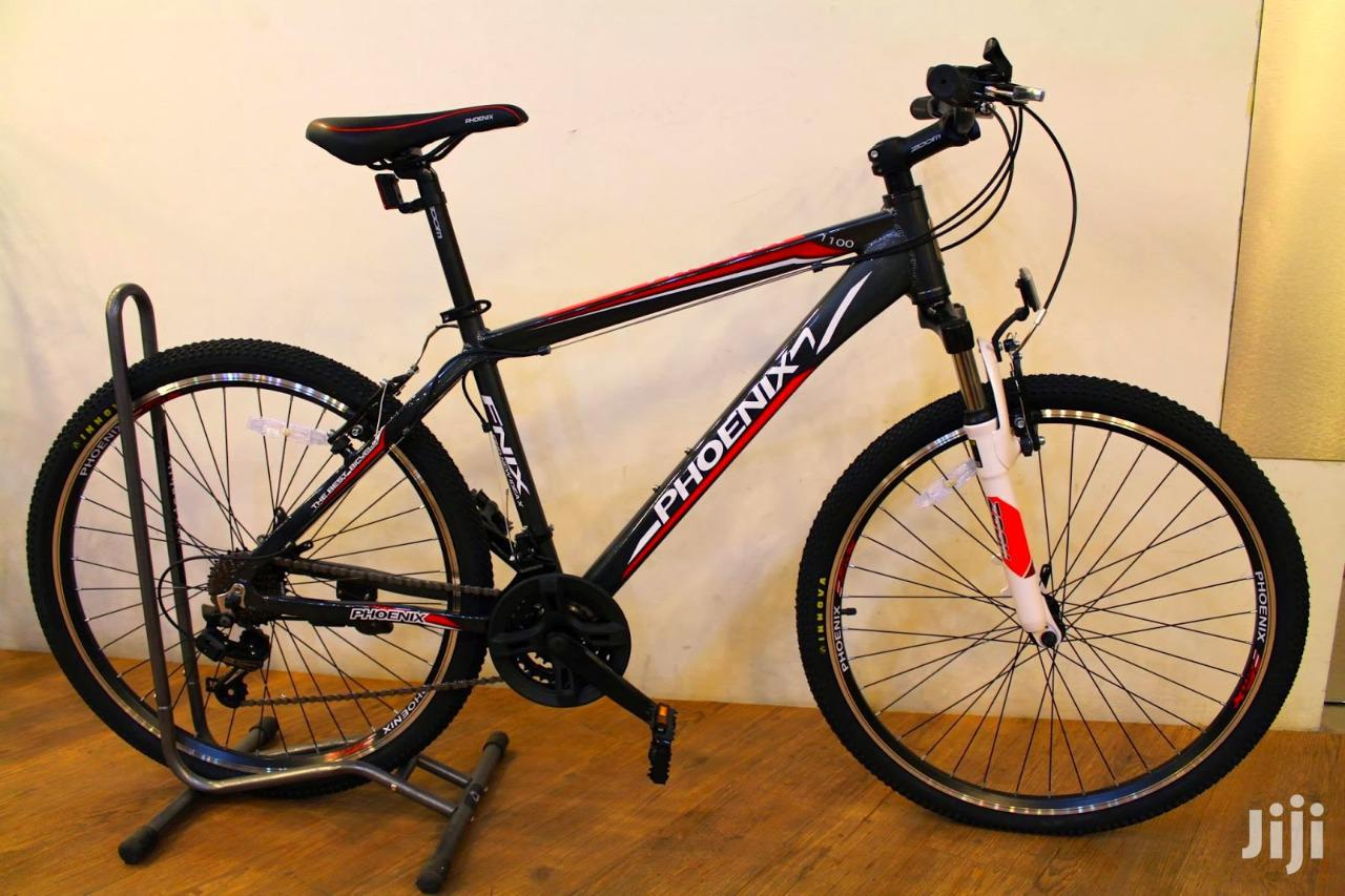 Phoenix 26 Inch Mountain Bikes