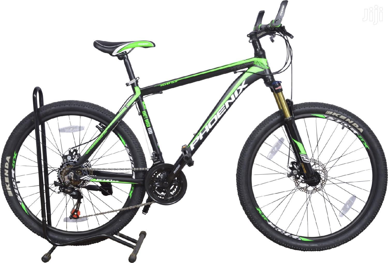 Mountain Bikes Phoenix 26 Inch