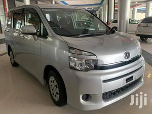 New Toyota Voxy 2013 Silver | Buses & Microbuses for sale in Mombasa, Mvita