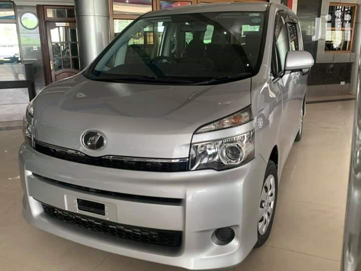 New Toyota Voxy 2013 Silver | Buses & Microbuses for sale in Mvita, Mombasa, Kenya
