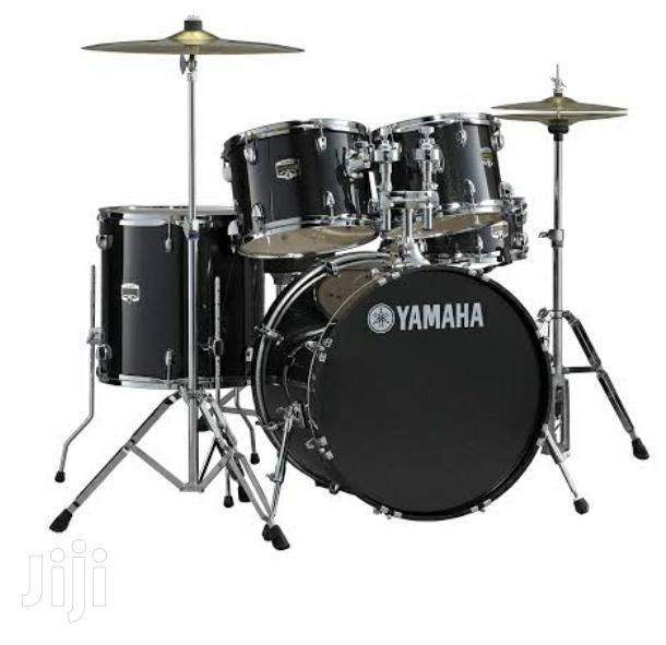 New Yamaha Drumset