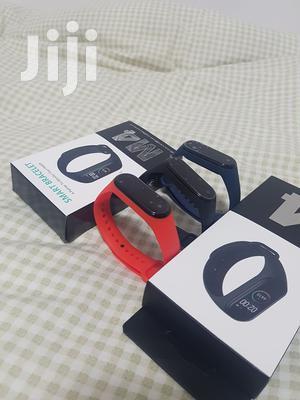 AU M4 Smart Bracelet Fitness Tracker Blood Pressure Heart Rate Detect