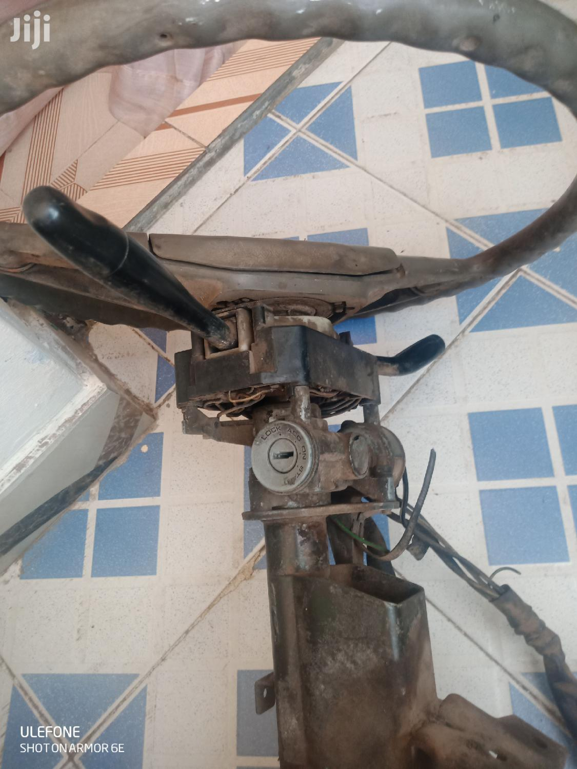 Archive: Isuzu 3.6 Complete Steering Wheel With E.Switch