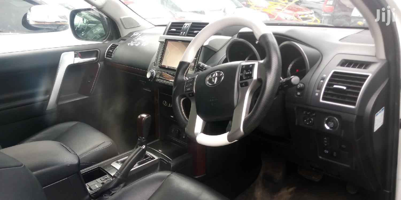 Toyota Land Cruiser Prado 2015 White | Cars for sale in Mvita, Mombasa, Kenya