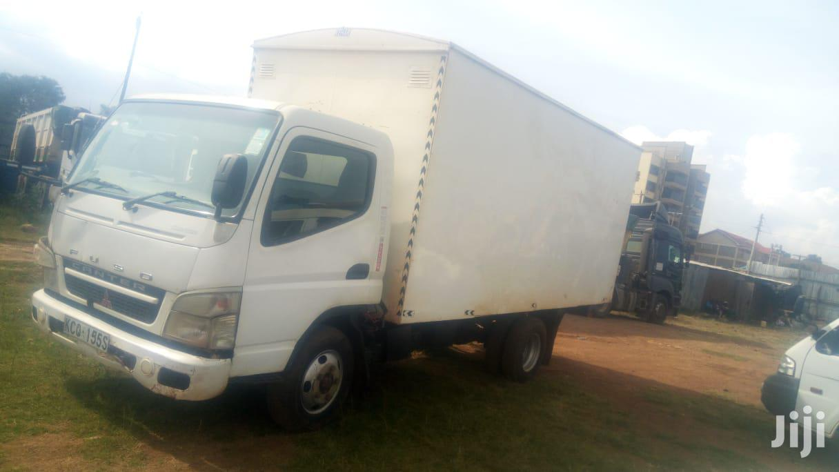 Archive: Mitsubishi Canter 2018 For Sale. Mint Condition