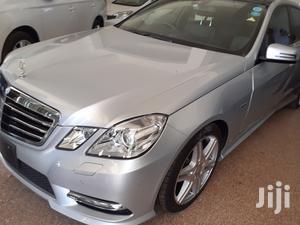 New Mercedes-Benz E250 2013 Silver | Cars for sale in Mombasa, Mvita