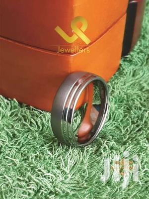 Double Groove Tungsten Carbide  Wedding Ring   Wedding Wear & Accessories for sale in Nairobi, Donholm