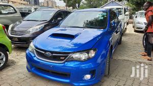 New Subaru Impreza 2013 WRX STI 5-dr Blue | Cars for sale in Nairobi, Kibra