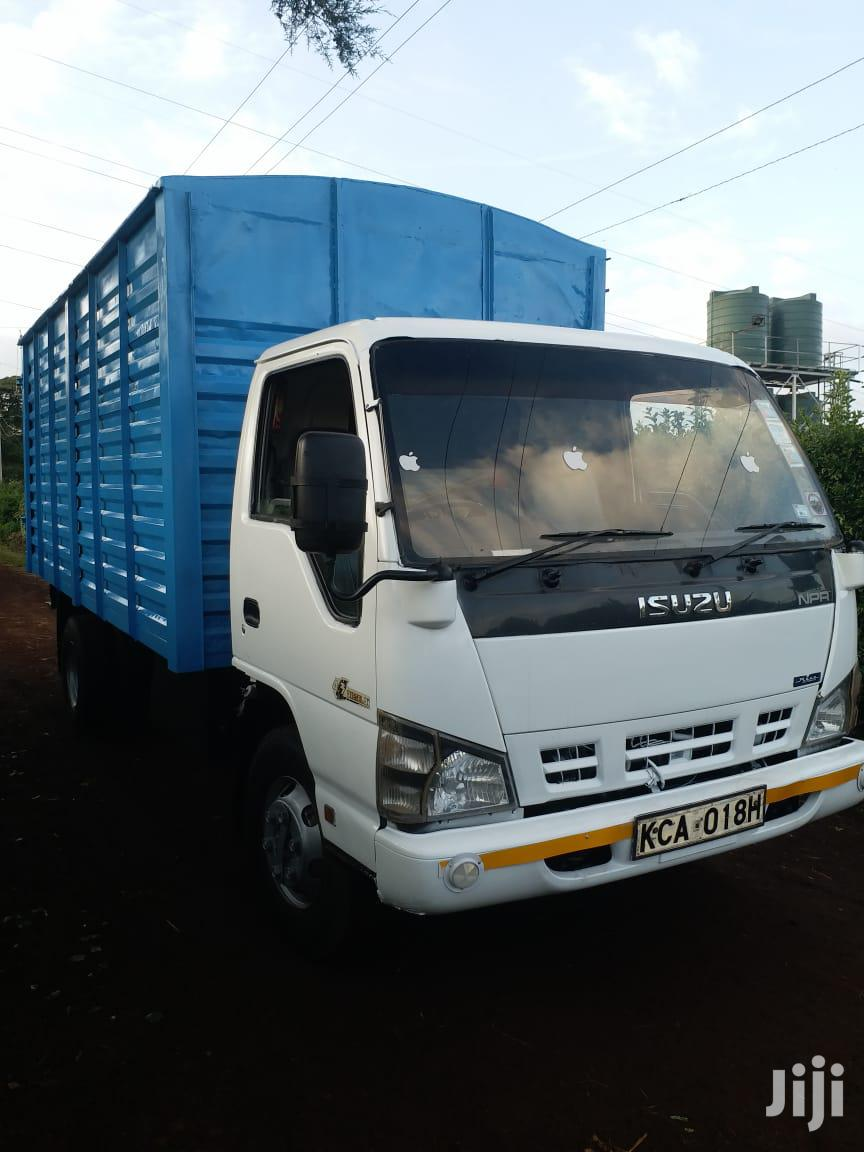 For Sale Isuzu Canter Npr,Coverboard