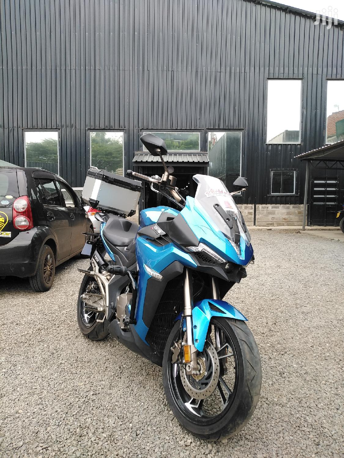 Zontes ZT310-X 2019 Blue | Motorcycles & Scooters for sale in Nairobi West, Nairobi, Kenya