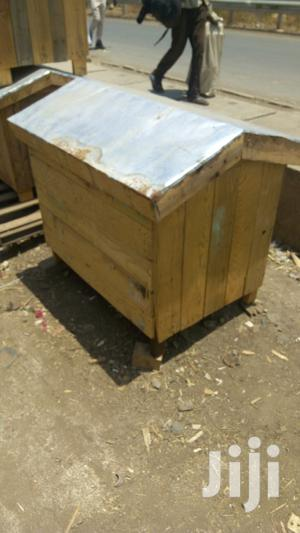 Chicken Houses And Dog Kennels