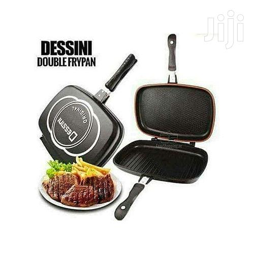 Double Grill Pan 40cm