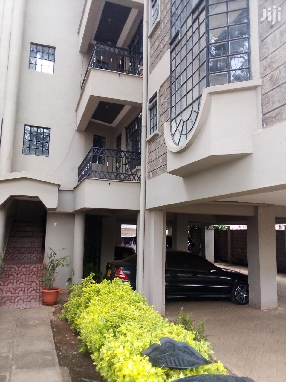 Executive Two Bedroom Apartment In Kilimani Master En Suite To Let