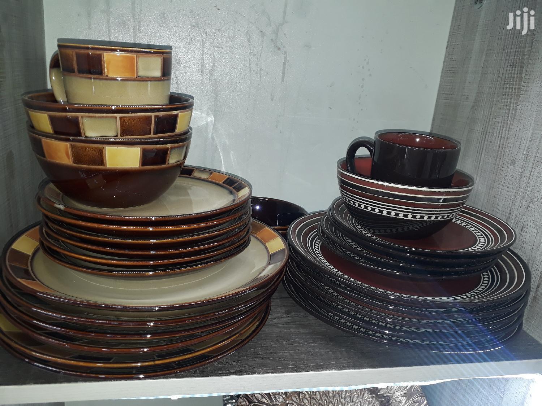 24pc Ceramic Dinner Set/Dinner Set/Unique Dinner Set   Kitchen & Dining for sale in Nairobi Central, Nairobi, Kenya