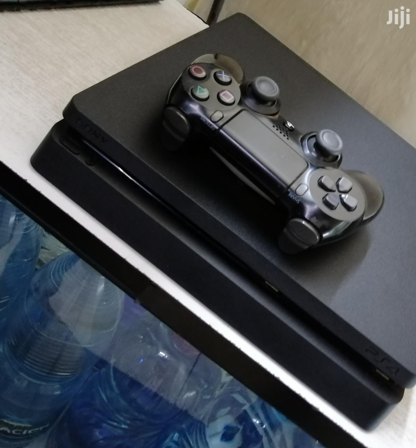 Archive: Ps4 Slim Slightly Used With One Controller