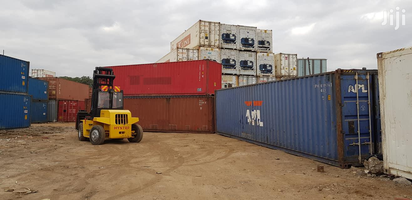 Archive: Shipping Container Sale