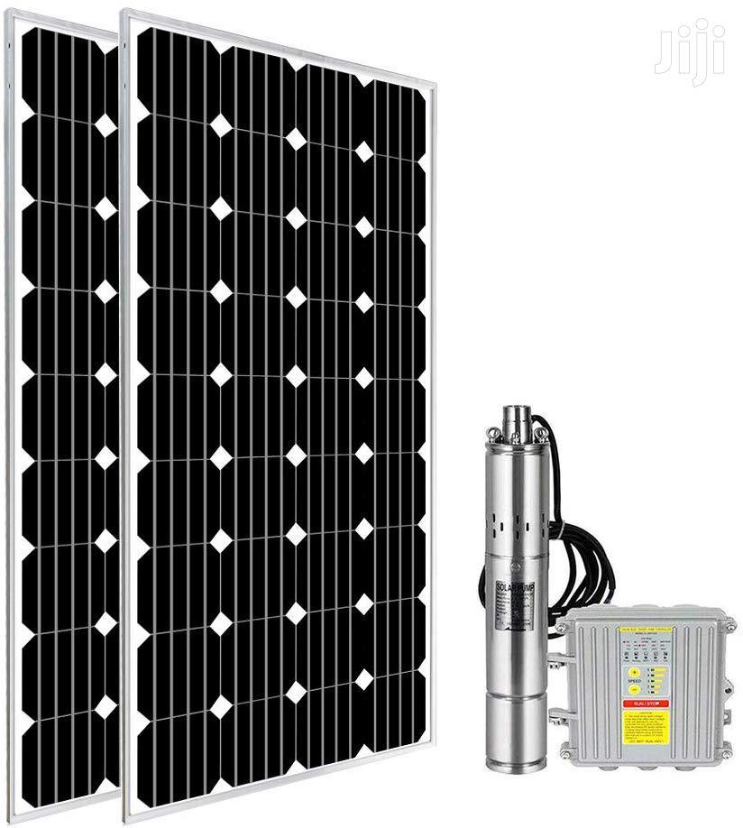 Solar Powered Deep Well Water Pump   Solar Energy for sale in Kisauni, Mombasa, Kenya