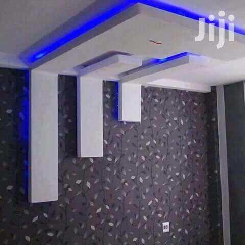 Archive: Gypsum Ceiling And All Interiors
