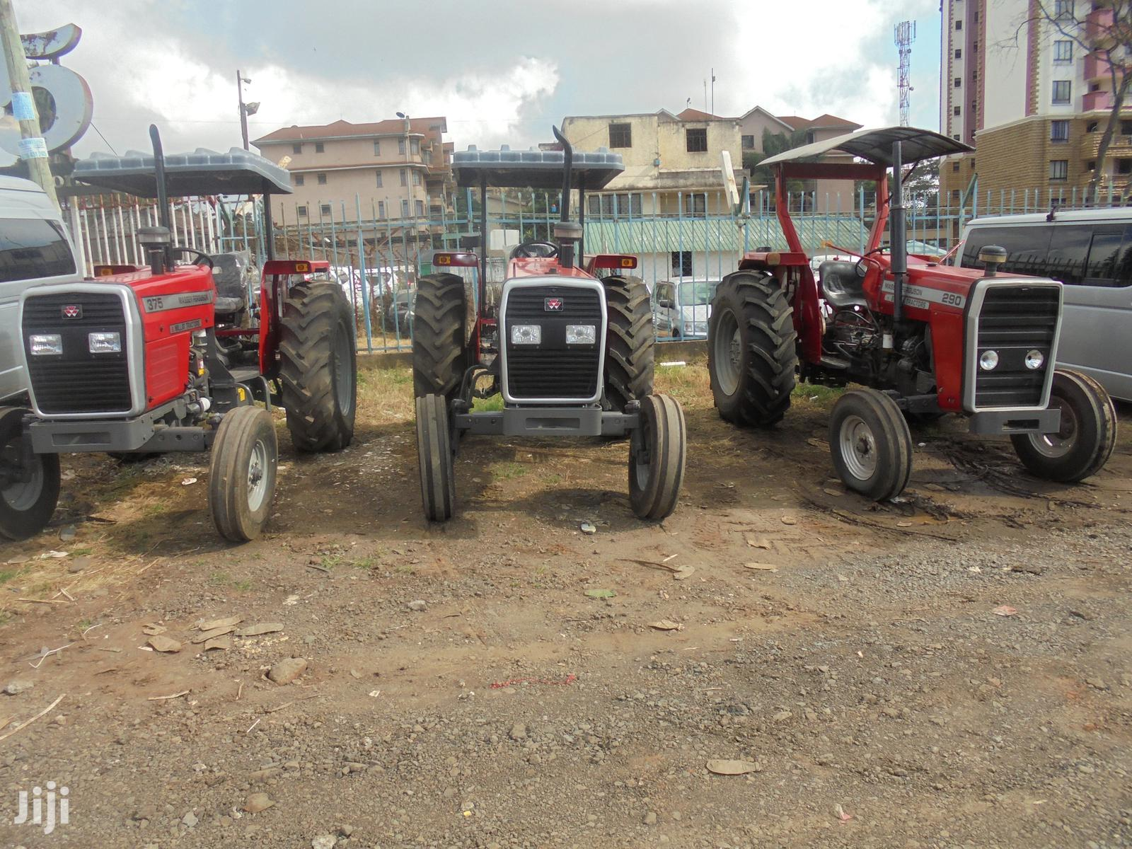 Famous Mf 290 90hp Tractor +All Accessories On Sale | Heavy Equipment for sale in Nairobi Central, Nairobi, Kenya