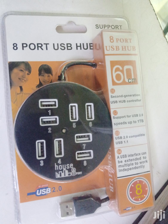 Usb Hub 2.0 With 8-port