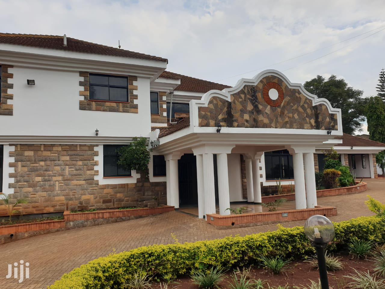 Captivating! Nyari Five Bedroom Townhouse With DSQ. | Houses & Apartments For Rent for sale in Kitisuru, Nairobi, Kenya